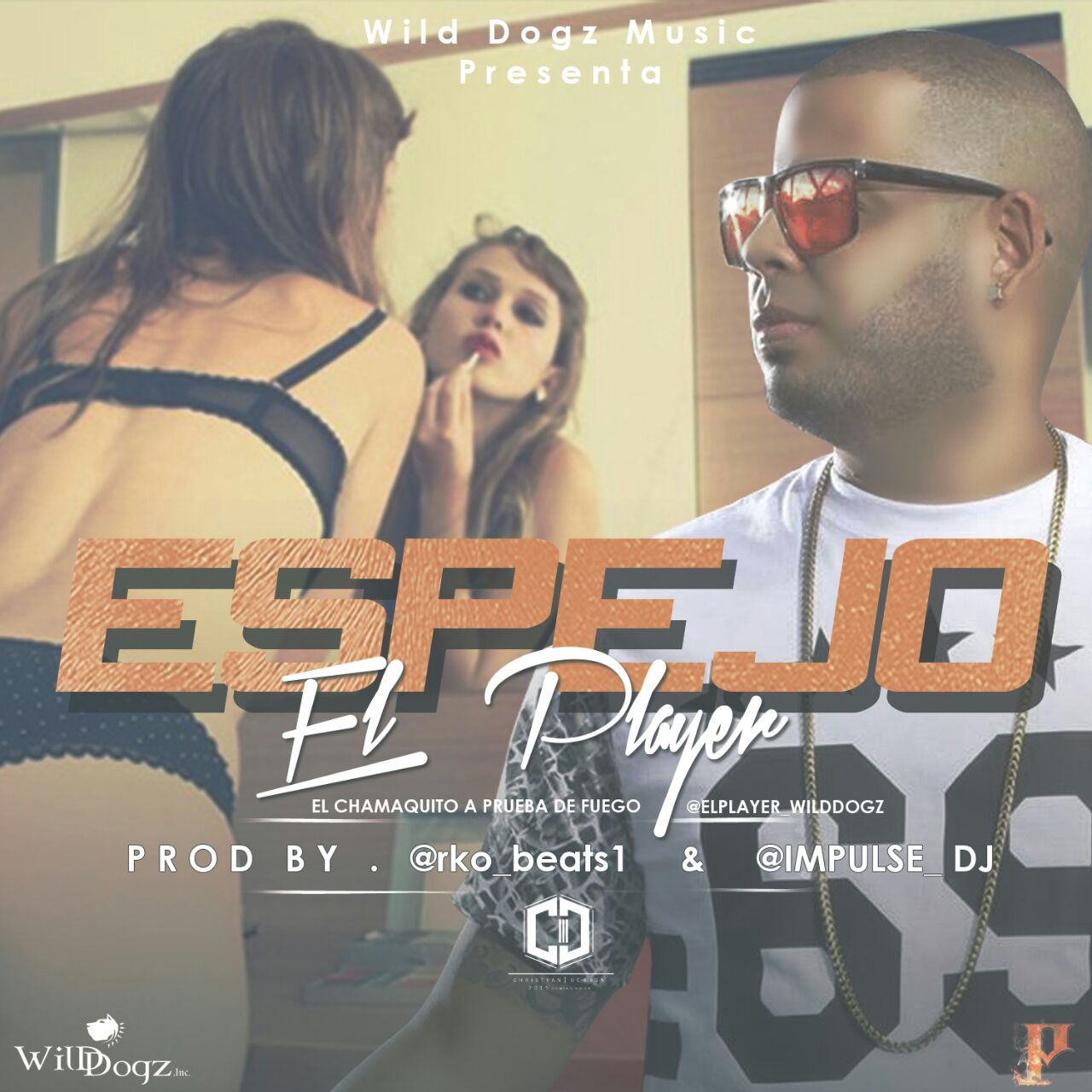 El Player - Espejo (Prod. by RKO Y Impulse El Intelectual)