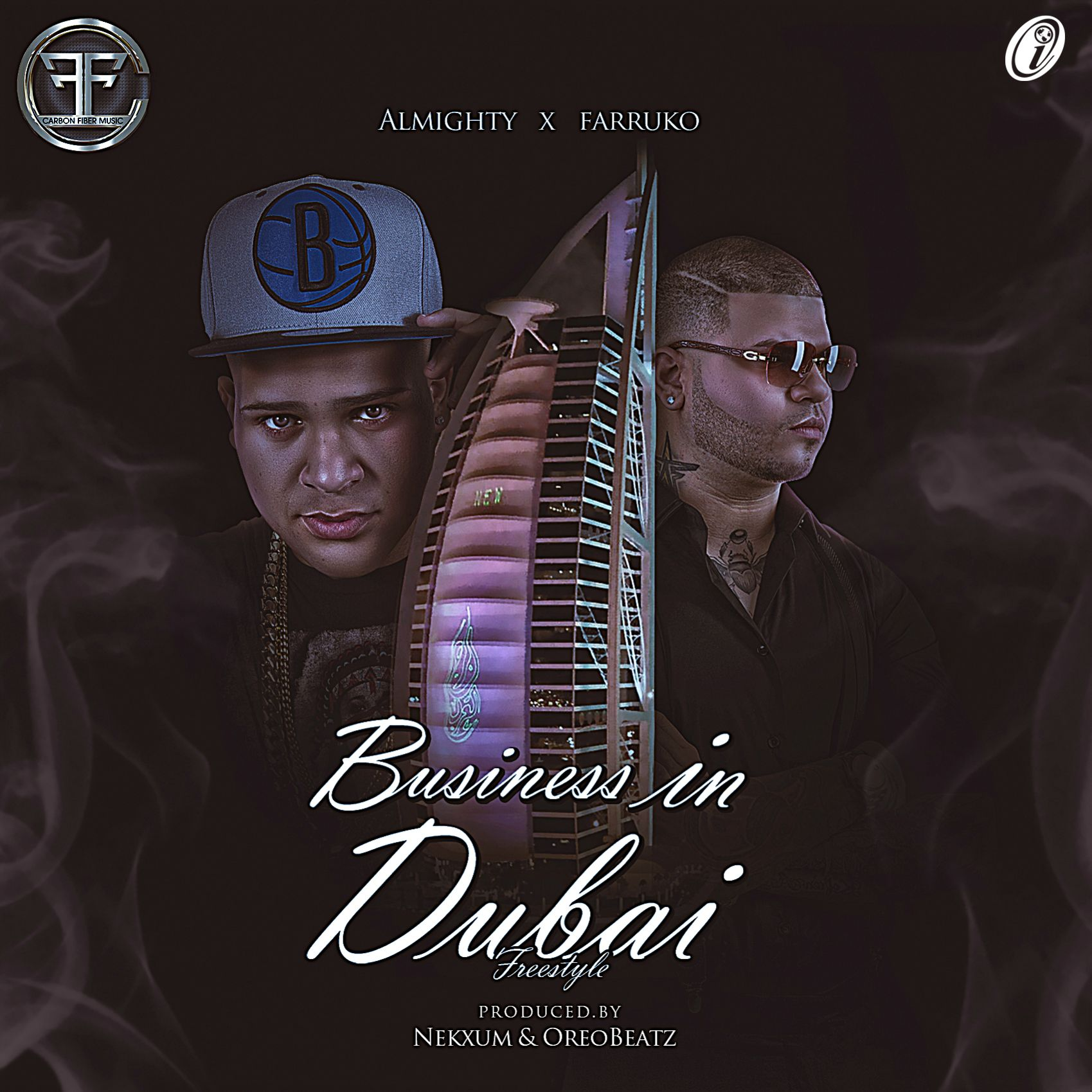 Almighty Ft. Farruko - Business In Dubai (FreeStyle)