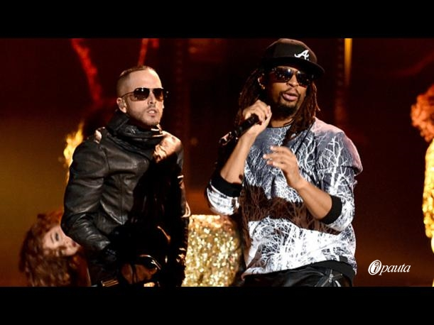 yandel Latin American Music Awards noticias ipauta tebanmusic 2015
