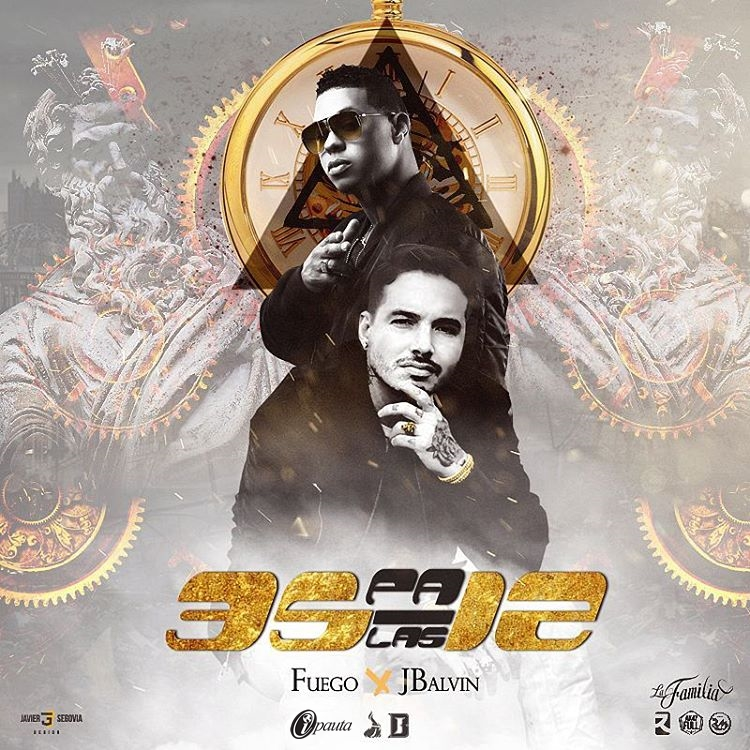 cover Fuego Ft. J Balvin – 35 Pa Las 12 official remix 2016