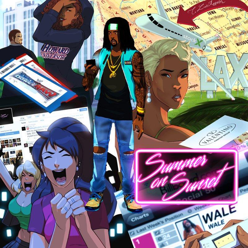 Wale Ft. Ty Dolla $ign & Joe Moses - Thought It