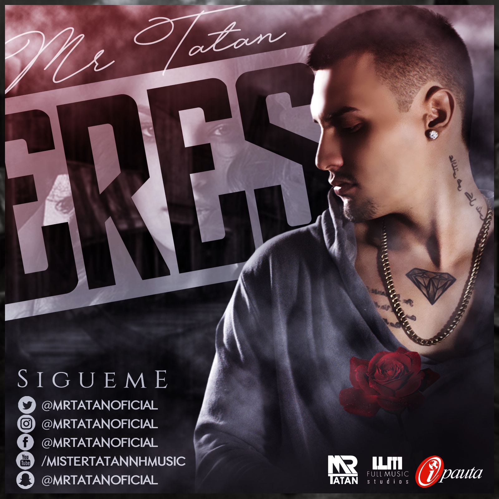 Mr. Tatan - Eres (Cover Official)