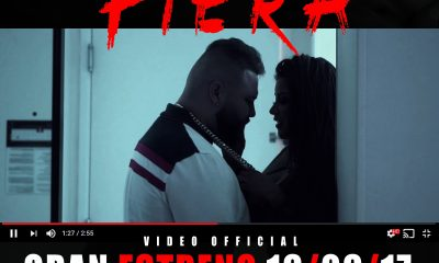 Juribel - Fiera (Oficial Video)Gran Estreno 16-06-17