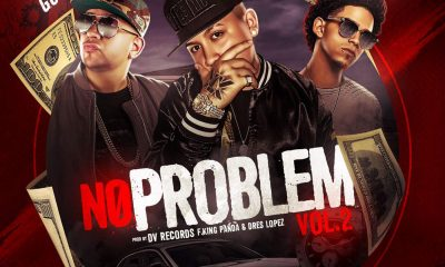 cover Kris R Ft. Guelo Star Y Jon Z - No Problem (Vol. 2)