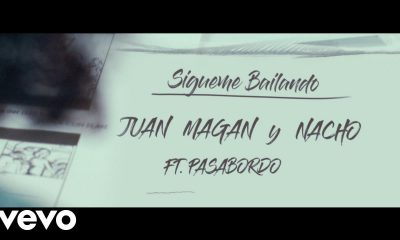 Juan Magan Ft. Nacho y Pasabordo - Sigueme Bailando (Official Video)